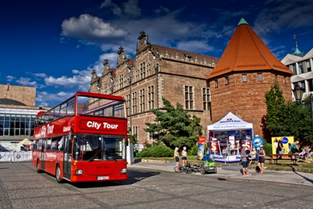 Sightseeing Bus City Tours Gdansk