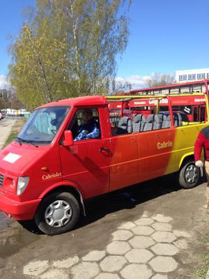 Cabriolet Lublin samochód wynajem wesela